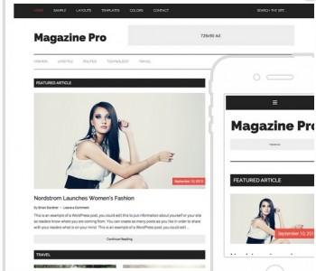 Magazine Pro Web Design Gold Coast