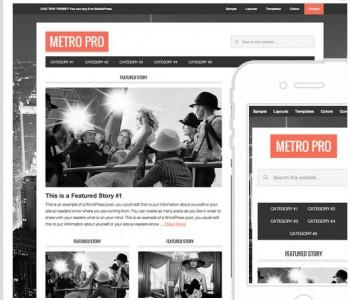 Metro Pro  Web Design Gold Coast